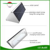 Solarbeleuchtung-drahtlose hohe Lumen-Radar-Bewegungs-Fühlerexternal-Lampe