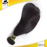 Le cheveu droit brésilien de la Vierge T1 on s'avancent petit à petit en stock