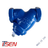DIN/ANSI/API 무쇠 또는 Pn10/16/25 Class150/300/600의 강철 플랜지 또는 스레드 Y 유형 스트레이너