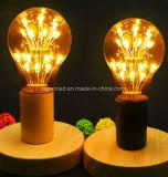 Bombilla de luz LED E27 LED estrellado de sustitución de lámparas decoración