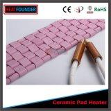 Pwhtの電気適用範囲が広い陶磁器の温湿布