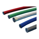 Durable et de haute qualité 100% vierge pure SS 304 tressé en Téflon PTFE flexible tressé