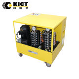 Système de levage hydraulique synchrone d'AP d'écran palpable de Kiet