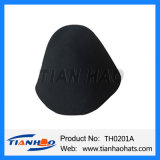 Wolle-geglaubter Hut-Kegel für Winter-Kopfbedeckung