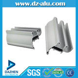 Perfil de aluminio 6063 T5 para la puerta deslizante del marco de la ventana