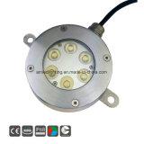 Indicatore luminoso subacqueo di Poollight LED dell'indicatore luminoso della fontana IP68