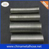 El tono estándar flexible de acero inoxidable