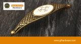 Maniglia in lega di zinco del Governo della nuova maniglia di ceramica di disegno (CF C938)