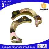 Bride rapide carrée de connecteur de tube de bride de couplage de bride de bride de pipe d'acier inoxydable de bride de tube
