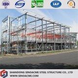 Edificio de Commerical de la estructura de acero del diseño para la alameda de compras