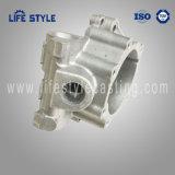 Dongguan Customized alumínio de fundição por gravidade de areia de fundição de liga de peças