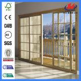 Sistemas da porta deslizante do quarto do acordeão que deslizam cortinas do obturador
