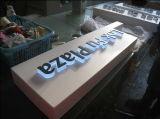 상점가 알루미늄 금속 포장 도로 상업적인 지면 유형 디렉토리 Signage