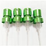 유리제 향수병에 사용되는 향수 주름 스프레이어 펌프 15-400