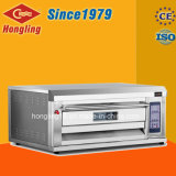 Высокое качество Hongling 1 печь хлебопекарни подноса палубы 2 электрическая