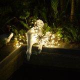 феиэрверков искусствоа 100LED 2.5m света украшения Handmade гибких светлые