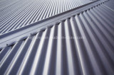 Aluzinc a enduit le Galvalume de tôles d'acier de plaque métallique pour le toit et le mur