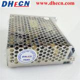 48V 1.6A 스위치 최빈값 전력 공급 90-264VAC에 48VDC 1.6A 75W Hrsc-75-48