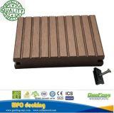 Il composto di plastica WPC di legno solido impermeabilizza lo strato composito di plastica di legno del grano
