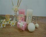 Klassische Pfosten-Kerze/Luxuxparaffin-Kerze der kerze-/Geschenk