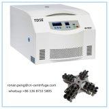Tapa de vector y centrifugadora de poca velocidad para el laboratorio/el hospital médico