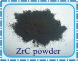 Pó de carboneto de zircónio 1.0Um para aquecimento de turmalina aditivos de material de pano