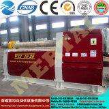 Machine de roulement de plaque de construction de machine/bateau de roulement de plaque de quatre rouleaux/dépliement marin