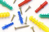 Dynamicdehnungs-Stecker mit Schraube/Plastikdynamicdehnungs-Steckern