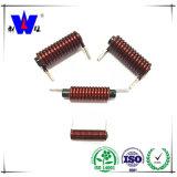 Indutor magnético da bobina do núcleo da barra de Rod da ferrite do fio do enrolamento