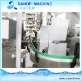 두 배 맨 위 광수 수축 소매 레테르를 붙이는 기계