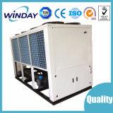 Trabajo de los sistemas del refrigerador de la agua caliente