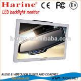 15.6 Zoll örtlich festgelegter Bus/Auto LCD-Monitor-Farbe Fernsehapparat