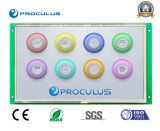 10.1 module de TFT LCD de pouce 1024*600 Uart avec l'écran tactile résistif