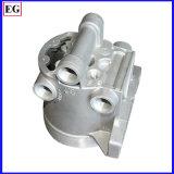 630t Druckguss-kundenspezifische Aluminiumbewegungsdeckel-Autoteile