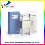 Logotipo hot stamping Caixa de oferta para o perfume