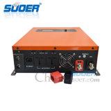 Do inversor híbrido da potência do UPS de Suoer 800W 12V 230V inversor puro da onda de seno com carregador (FPC-T1800VA)