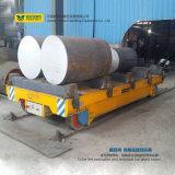 Электрический материал транспортировщиком тележку для транспортировки тяжелых грузов
