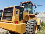 Chargeur utilisé de roue du chat 966g de chargeur de roue du tracteur à chenilles 966g