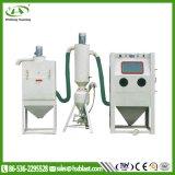 Поле Тип пескоструйной обработки машина изготовлена в Китае