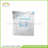 Garza medica del pronto soccorso della paraffina della vaselina del cotone