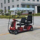 Singolo carrello Handicapped elettrico di Seater di 800 watt con CE (DL24800-4)