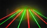 Barra del laser della fase di illuminazione del randello della discoteca di Rg 8-Heads