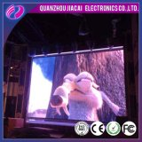 P7.62 광고를 위한 실내 풀 컬러 발광 다이오드 표시 스크린