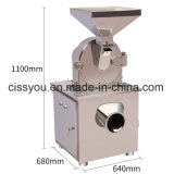 ステンレス鋼のタービンPulverizerによって発酵させる茶粉砕機の粉砕機機械