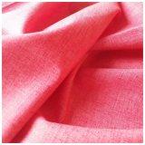 Dickflüssiges Leinengewebe, normales Farben-Leinengewebe des Kleides