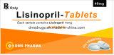 La médecine Lisinopril de Westren marque sur tablette Westren Pharma pour l'être humain