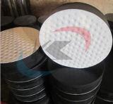 Elastomere normale Gummipeilung-Auflagen für Brücke