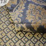 100% полиэстер узором спереди обшивка дивана ткани