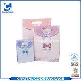 Mariage de stratifiés décoratifs sac de papier recyclé