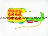 Voiture de l'agriculteur Cartoon Téléphone 2 couleurs mélangées de nouveaux jouets